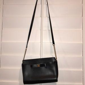 Kate spade Black across the shoulder purse!